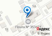 Почтовое отделение №431 на карте