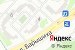 Схема проезда до компании GF в Москве