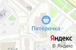 Схема проезда до компании Сеть ремонтных мастерских в Москве