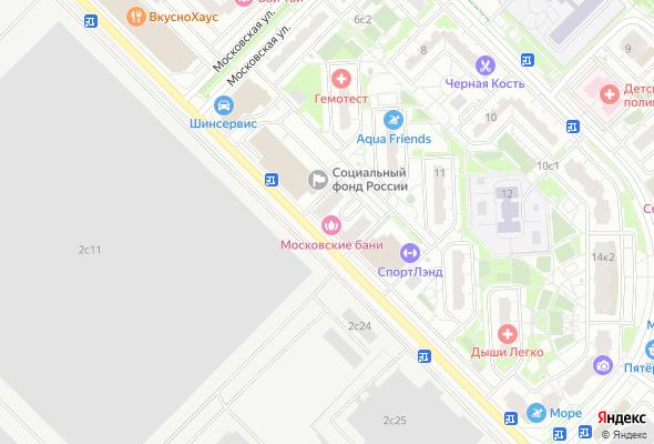 купить квартиру в ЖК Клубный дом Солнечный