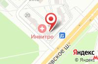 Схема проезда до компании Сетунь - Сервис в Москве