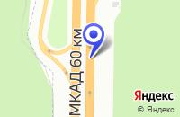 Схема проезда до компании МЕБЕЛЬНЫЙ САЛОН АСГАРД в Москве