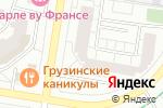 Схема проезда до компании Салон красоты в Красногорске