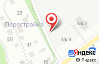 Схема проезда до компании Гриф-Арт в Москве