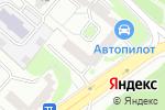 Схема проезда до компании Рессора-МСК в Москве