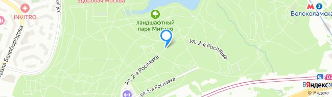 улица Рославка 2-я