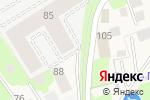 Схема проезда до компании Стандарт в Новоивановском