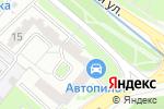 Схема проезда до компании Detailing Slon в Москве