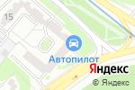Схема проезда до компании Просто шина в Москве