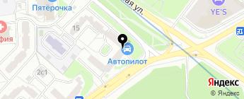 Apollon Service на карте Москвы