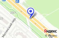 Схема проезда до компании Распил ДСП и МДФ в Москве