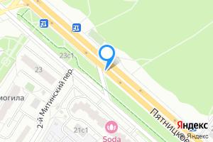 Комната в трехкомнатной квартире в Москве Пятницкое ш.