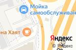 Схема проезда до компании RigaCarWash в Москве