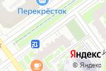 Схема проезда до компании Магазин стройматериалов в Красногорске
