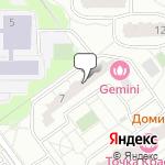 Магазин салютов Красногорск- расположение пункта самовывоза