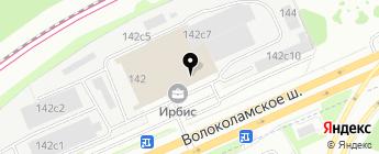 Hino Motors на карте Москвы