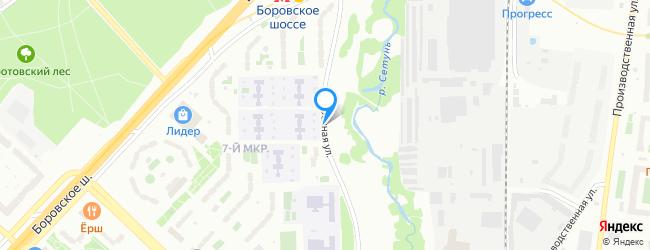 Приречная улица