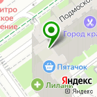 Местоположение компании Пятачок