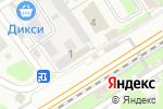 Схема проезда до компании Qiwi в Немчиновке