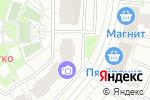 Схема проезда до компании Банк Воронеж в Московском