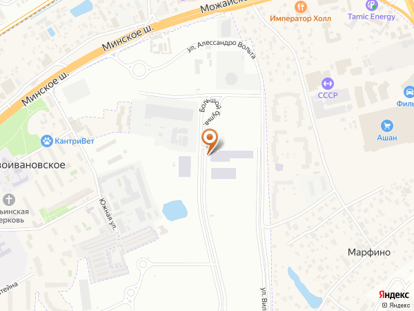 Остановка «ТМК/Сибур», Большой бульвар (1008875) (Москва)