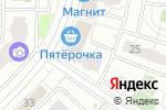 Схема проезда до компании Магазин разливного пива в Московском