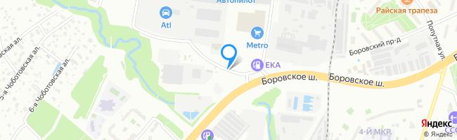 улица Карпатская 2-я