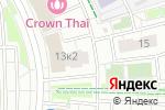 Схема проезда до компании АвтоГид в Москве