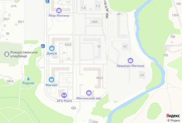 продажа квартир Митинский лес