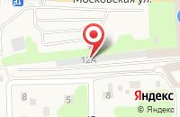 Схема проезда до компании Автобарс в Новоивановском