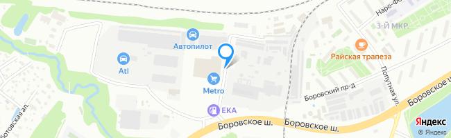 улица Карпатская 1-я