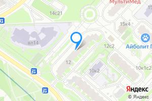 Снять однокомнатную квартиру в Москве м. Волоколамская, Митинская улица, 12