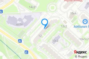 Сдается комната в трехкомнатной квартире в Москве Митинская ул., 12