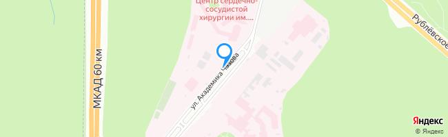 улица Черепковская 3-я