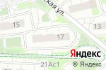 Схема проезда до компании First Decision в Москве