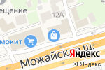 Схема проезда до компании Магазин цветов в Новоивановском