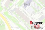 Схема проезда до компании EpilExpert в Москве