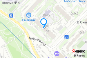 Однокомнатная квартира в Москве Митинская ул., 10