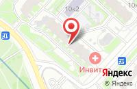Схема проезда до компании Технолоджи Групп в Москве