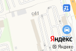 Схема проезда до компании Shina Conti в Москве