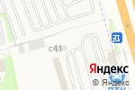 Схема проезда до компании Автовектор в Москве