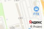 Схема проезда до компании Mexen.ru в Москве
