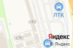 Схема проезда до компании Ресурс Авто в Москве