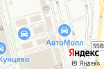 Схема проезда до компании MT-Line в Москве