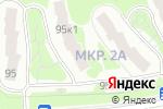Схема проезда до компании ДЭЗИС в Москве