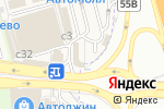Схема проезда до компании АвтоМОЛЛ в Москве