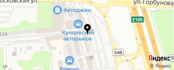 RedAleti на карте Москвы