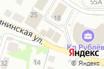 Схема проезда до компании Гедимино Дварас в Москве