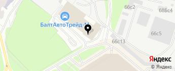 БалтАвтоТрейд-М на карте Москвы