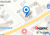 Овощной магазин-склад на карте